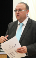 Neil Harris, trainer, facilitator and coach
